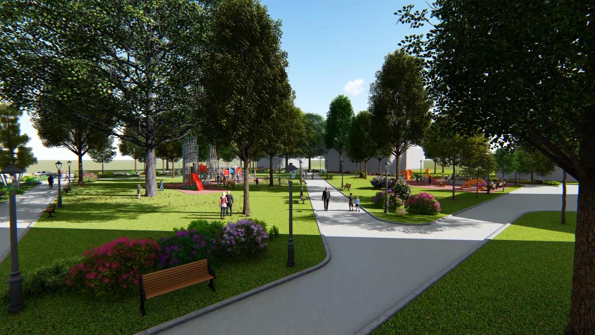 """ŽABALJ: Uklonjeni elementi iz dečjeg parka, gradi se moderni """"Evropa park"""""""