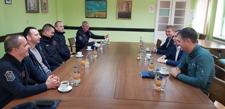 Opština Žabalj pomaže Vatrogasnu jedinicu