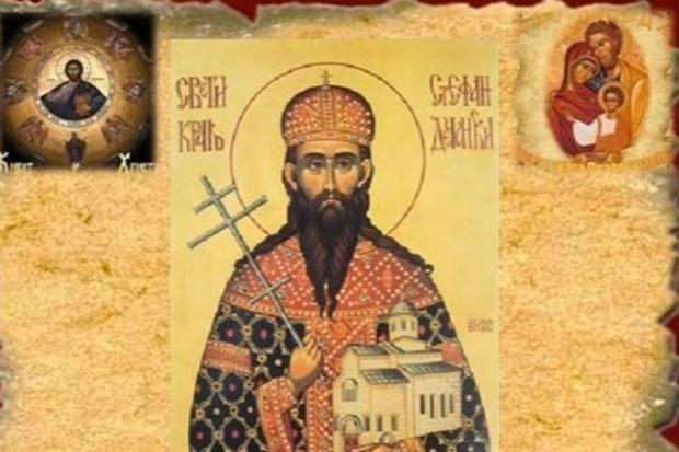 Danas je Sveti Stefan Dečanski – Mratindan