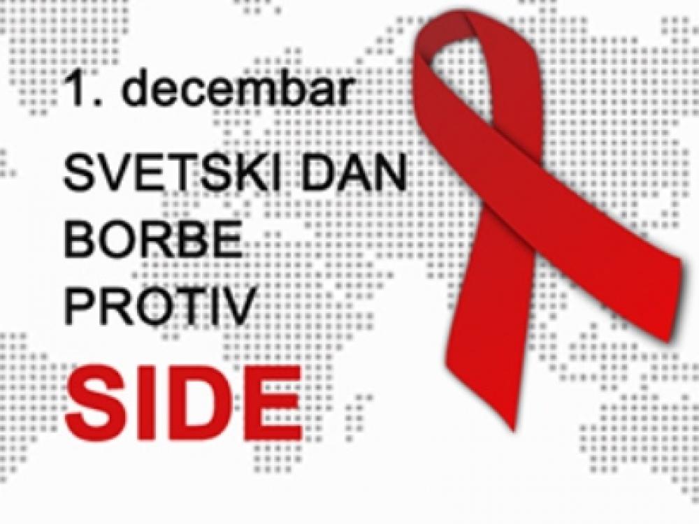 Danas je 1. decembar, svetski dan borbe protiv side