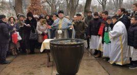 Čuružani i Gospođinčani plivali za Časni krst
