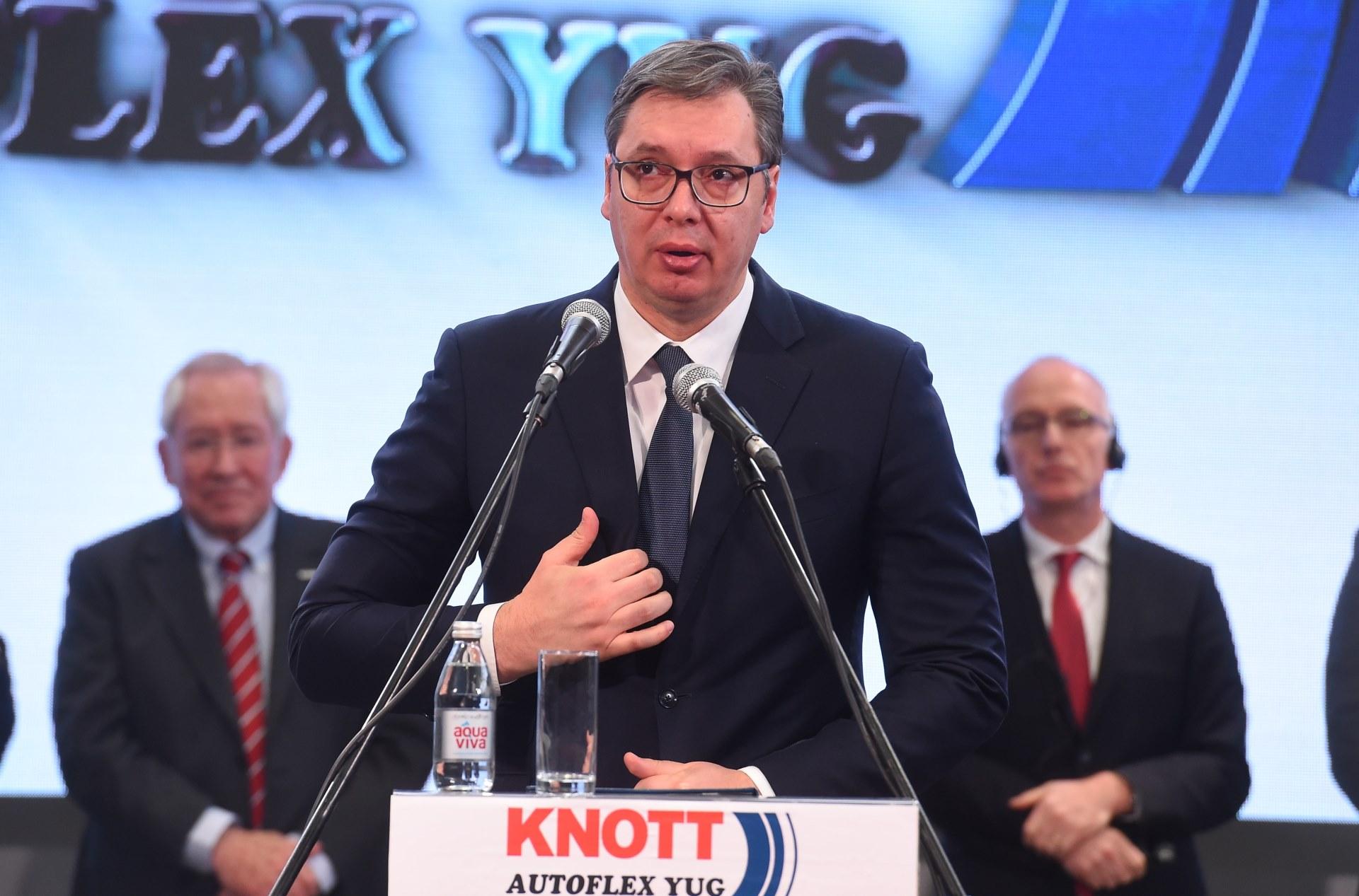 """Otvoren novi pogon kompanije """"Knott Autoflex Yug"""" u Bečeju"""