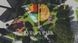 "ŽABALJ: Počela izgradnja ""Evropa parka"""