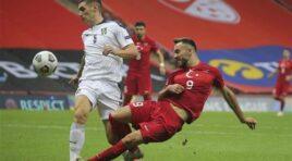 Srbija vodila 2:0, ali osvojila samo bod u Turskoj