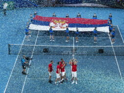 ATP Cup tennis tournament
