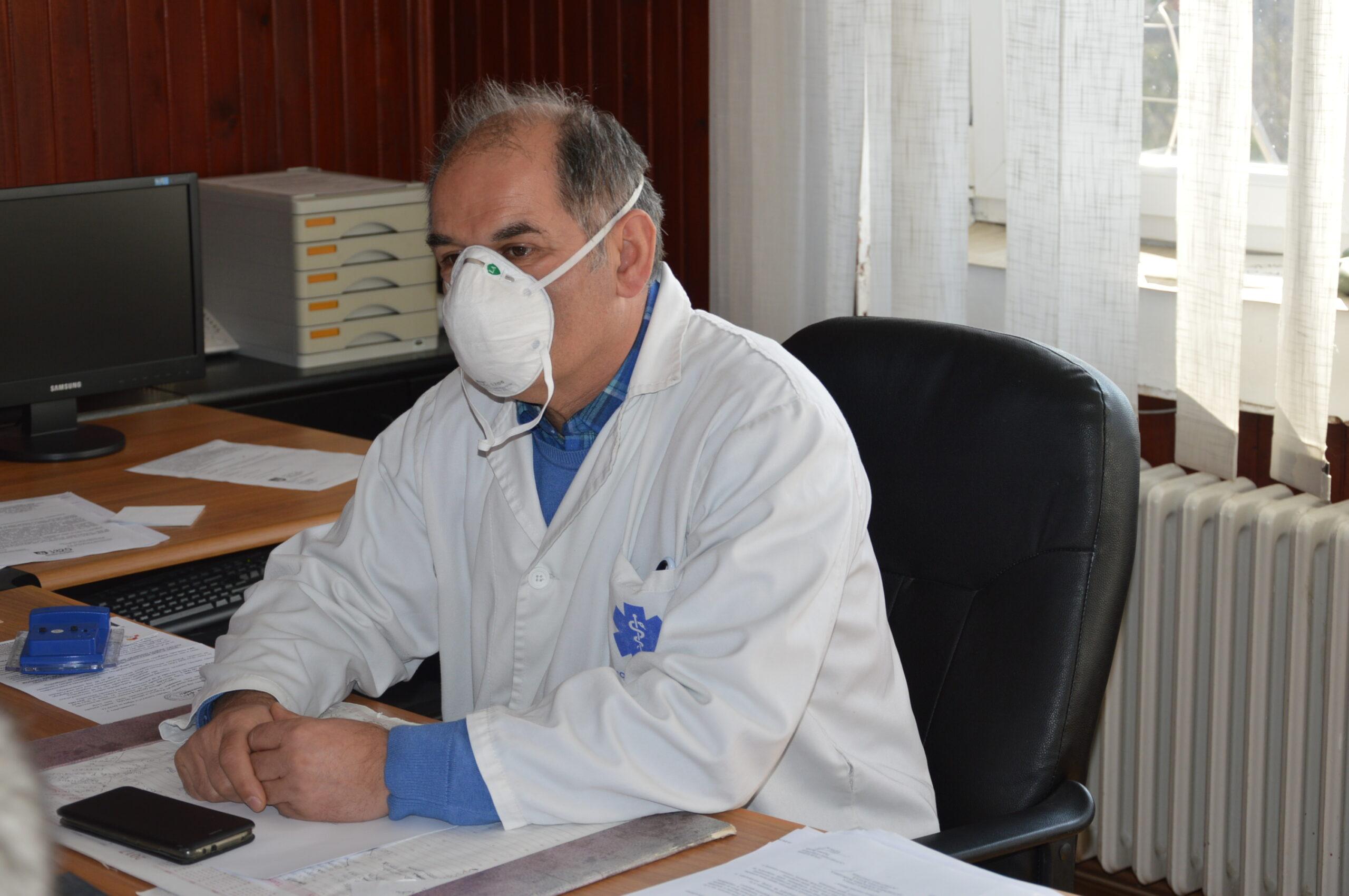 DZ ŽABALЈ: Biće aktivirana aplikacija za informisanje pacijenata