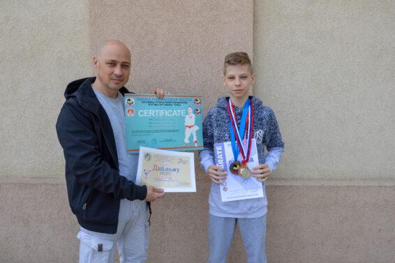 Marko Đurđić sa ocem Stanislavom
