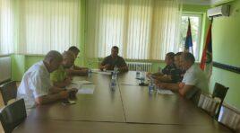 ŽABALJ: Održana sednica Saveta za bezbednost saobraćaja