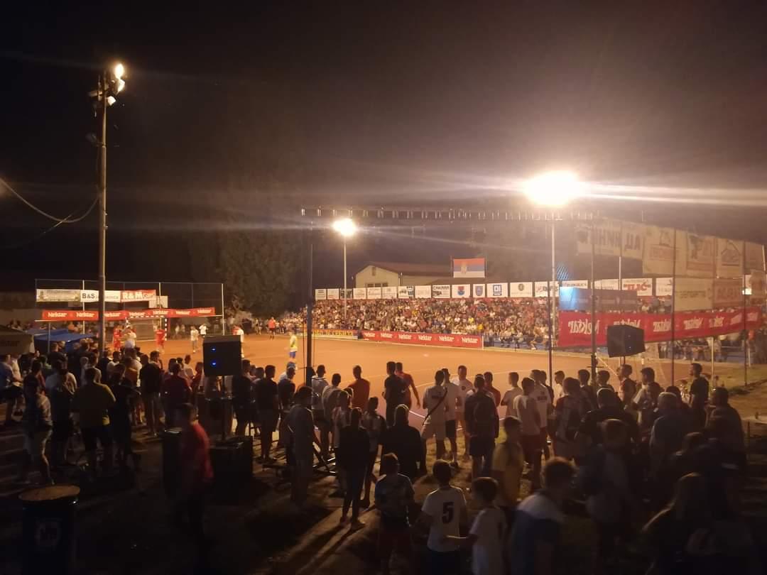 Završen Turnir u malom fudbalu Žabalj 2021.