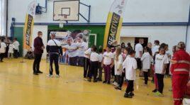 ČURUG: Održan Školski sportski dan